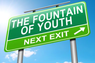 The Fountain of Youth is….